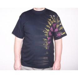 Pánské tričko Benedikt černé XL