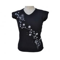 Dámské tričko Ornament Šárka