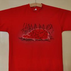 Pánské tričko Hroch v žitě