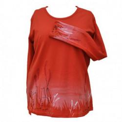 Dámské tričko Luční tráva