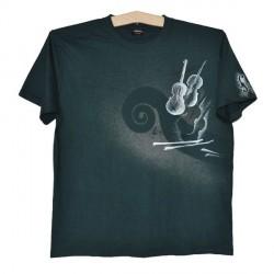 Pánské tričko Hudební nástroje