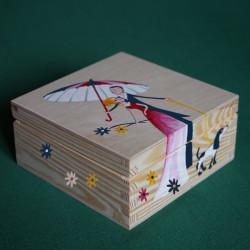 Krabička Pod deštníkem