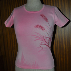Dámské tričko Úzká tráva S