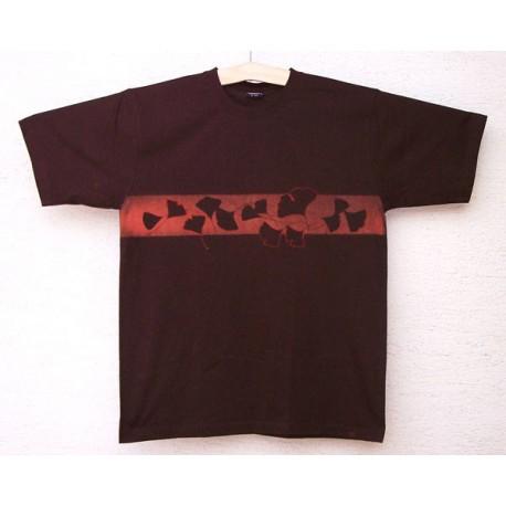 Pánské tričko Ginkgo - pruh