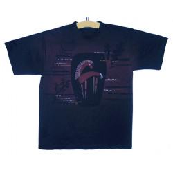 Pánské tričko Savana - kůň,...