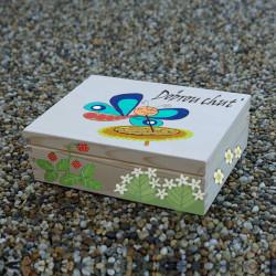 Krabička Motýl