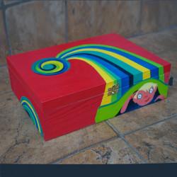 Krabička Pod čepicí